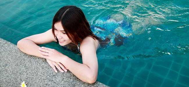 Cara Mengecilkan Perut dengan Berenang