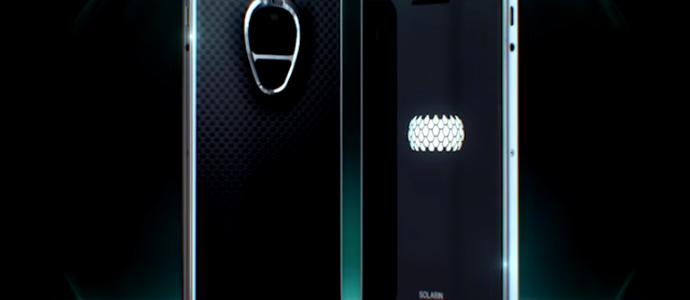 Sirin Solarin, Hp Android seharga 200 jutaan