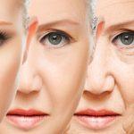 wanita muda terlihat lebih tua
