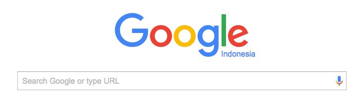 Mesin Pencari Google (Indonesia)