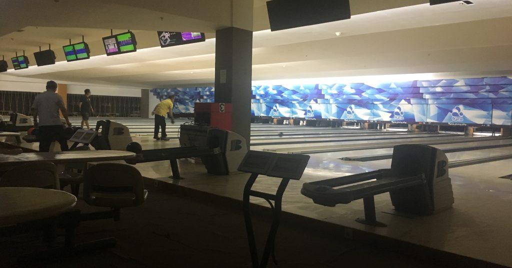 Tempat Bowling Kaza Surabaya