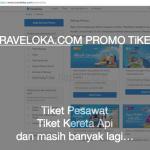 Tiket Promo Traveloka