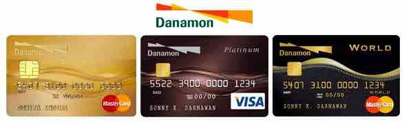 Cara membuat kartu kredit danamon