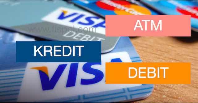 Kartu Kredit - Debit - ATM