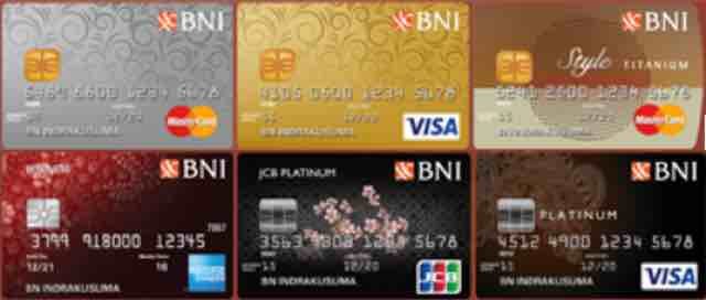 Membuat Kartu Kredit BNI