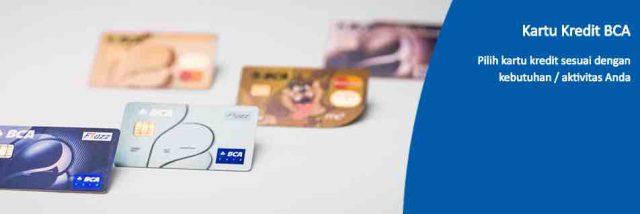 Membuat Kartu Kredit Bca