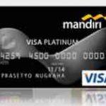 Produk Kartu Kredit Mandiri
