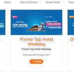 Promo - Diskon Tiket.com