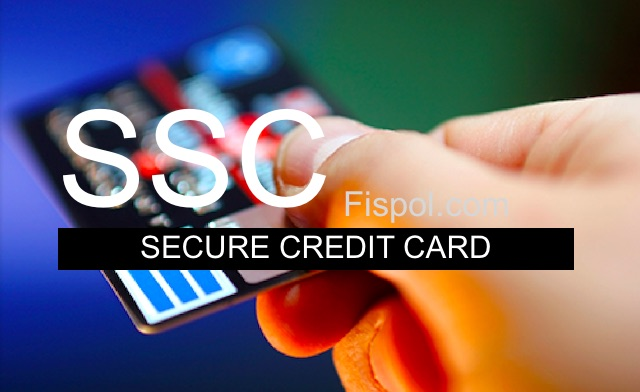 KARTU SCC SECURE CREDIT CARD
