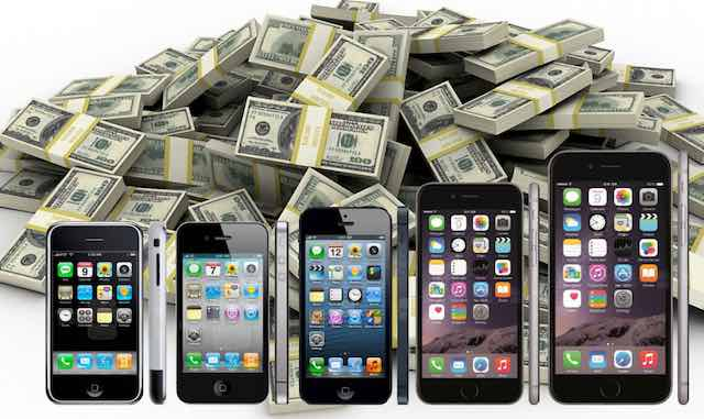 Produk terbaik Iphone yang paling diminati