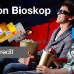 Promo nonton film di bioskop kartu kredit
