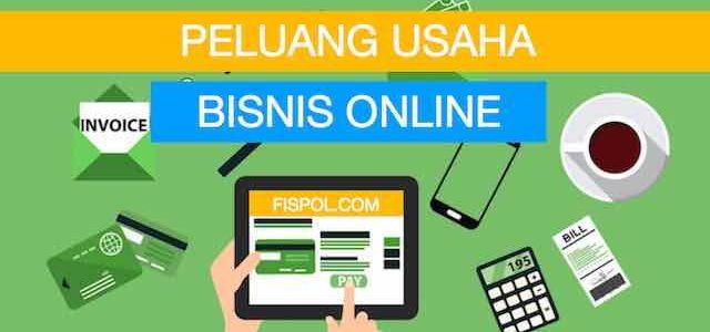 Peluang Usaha Bisnis Online Modal Kecil