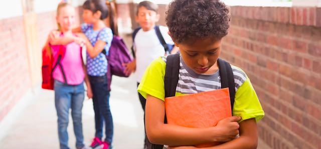 Depresi Anak akibat bullying