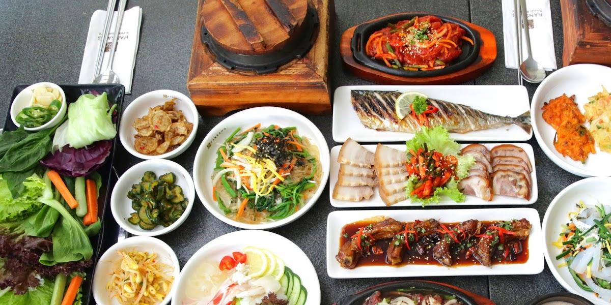 restoran korea