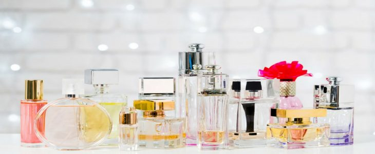jenis - jenis parfum