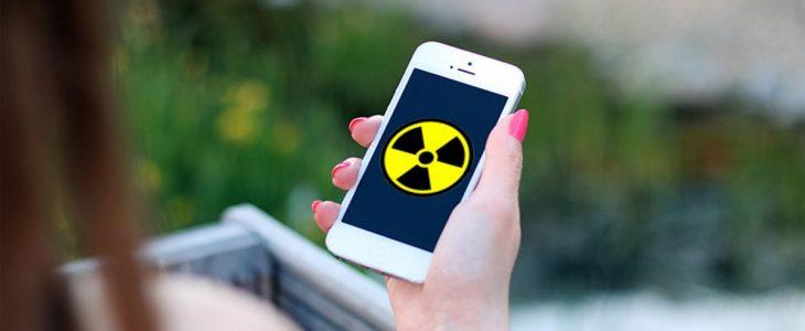 radiasi smartphone