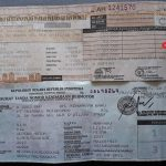 Biaya pengesahan Surat tanda nomor kendaraan dihapus
