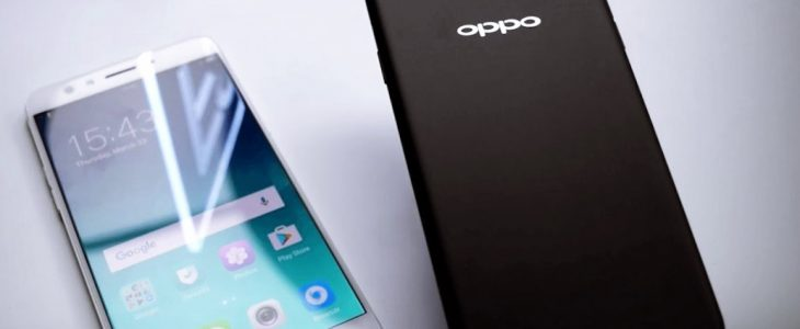 Fitur Oppo A71