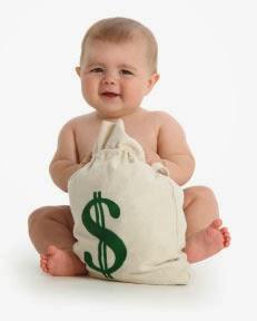 Menghasilkan uang sejak dini