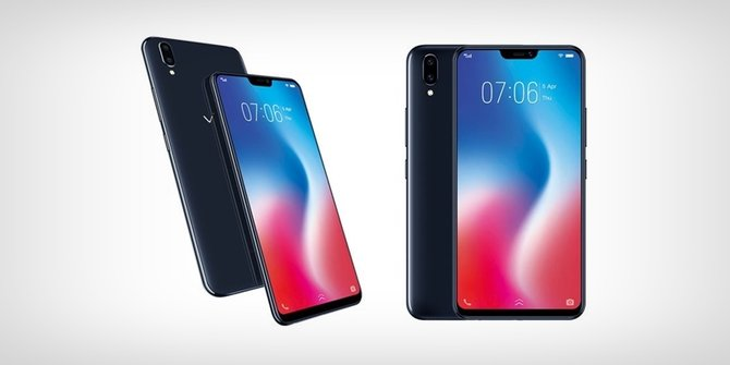 Vivo V9 siap dirilis di indonesia