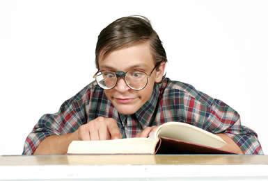 kutu buku bisa jadi profesor sastra dan bahasa