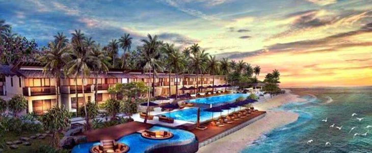 Hotel dan villa romantis di lombok