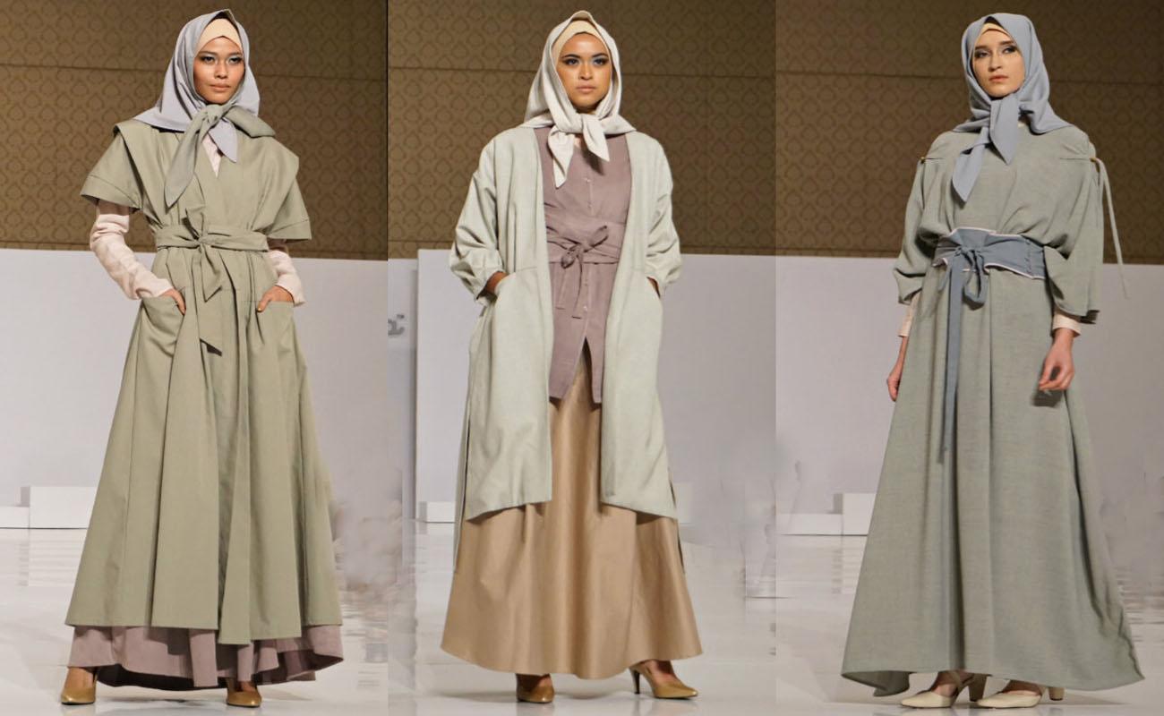 Merk baju muslim terkenal di Indonesia
