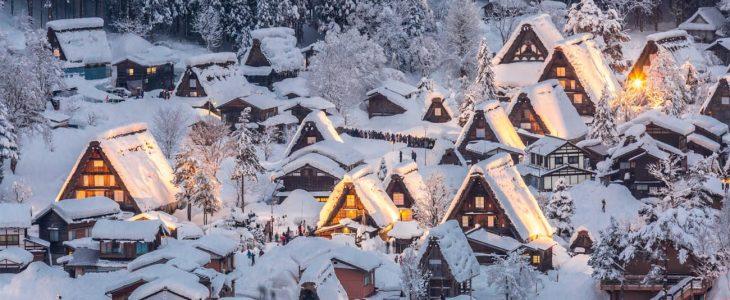 Tempat Wisata Musim Dingin di Jepang