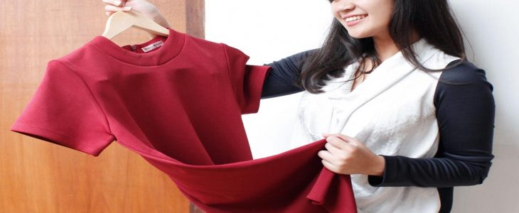 Tips Hemat Membeli Baju Lebaran