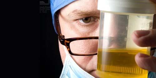 deteksi urin
