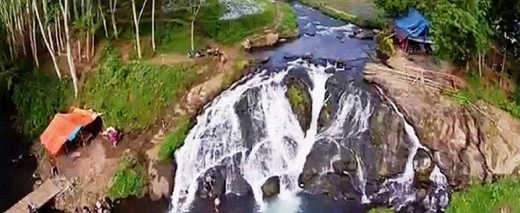wisata air sumber maron